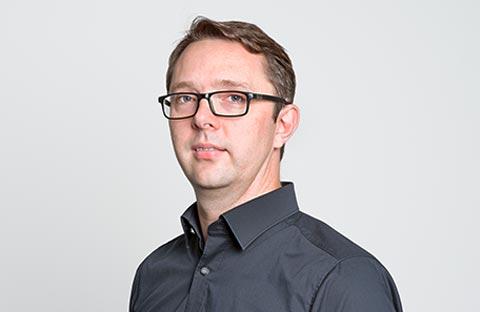 Geschäftsführer Karsten Kuschick