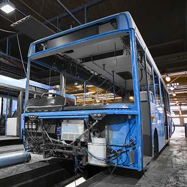 Bus Software Werkstatt